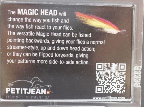 #1//0 MAGIC HEAD R13 MAGIC HEAD round R13 Hakengr #8 Marc Petitjean 6 St