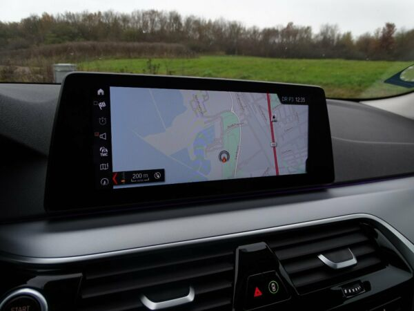 BMW 530d 3,0 Touring aut. billede 10