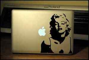 Marilyn-Monroe-Apple-Macbook-Pro-Air-LAPTOP-Decal-Sticker