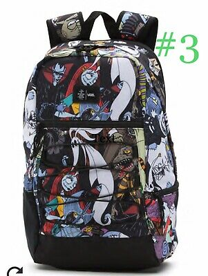NWT Vans x Disney Nightmare before Christmas Rucksack 5 Stile | eBay