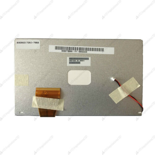 """7/"""" LCD LED Screen  for ASUS Eee PC 2G 700 701 702 703 A070VW04 V0 panel F09U"""