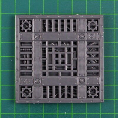 Sector Mechanicus Galvanic Magnavent Passerella Piccolo B Warhammer 40k 10060 Bitz-mostra Il Titolo Originale L'Ultima Moda