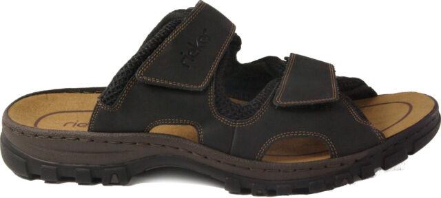 RIEKER Sportliche Sandalen grau PMvh1