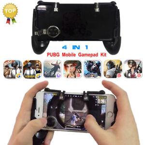 Pubg Mobile Gamepad L1r1 Fortnite Game Controller Grip Joystick