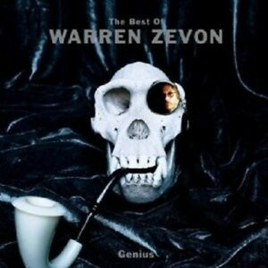 WARREN-ZEVON-GENIUS-THE-BEST-OF-CD-POP-22-TRACKS-NEU
