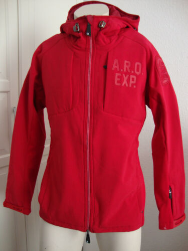 con etichetta Softshell Nuovo 696182 Gr Cappotto uomo xl Rosso Arqueonautas 4pxS8T