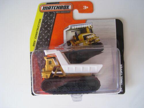 Trail Tipper  Matchbox 28//120  Maßstab 1:64  OVP  NEU