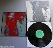 Peter Hammill - Skin 1986 Italian Virgin LP with Inner Sleeve
