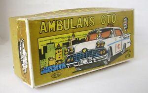 Repro Box Nekur Ambulance Oto