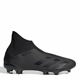Adidas-Predator-20-3-Laceless-FG-Chaussures-de-football-Homme-Gents-Firm-Ground