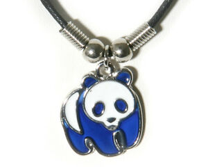 New panda mood necklace color change pendant necklace liquid image is loading new panda mood necklace color change pendant necklace mozeypictures Image collections