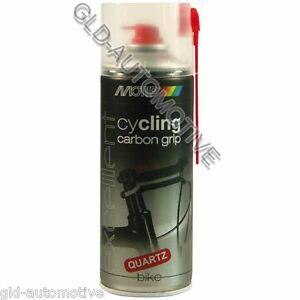 Spray Fissante Manutenzione Bici per Montaggio Parti in Carbonio MOTIP 400 ml