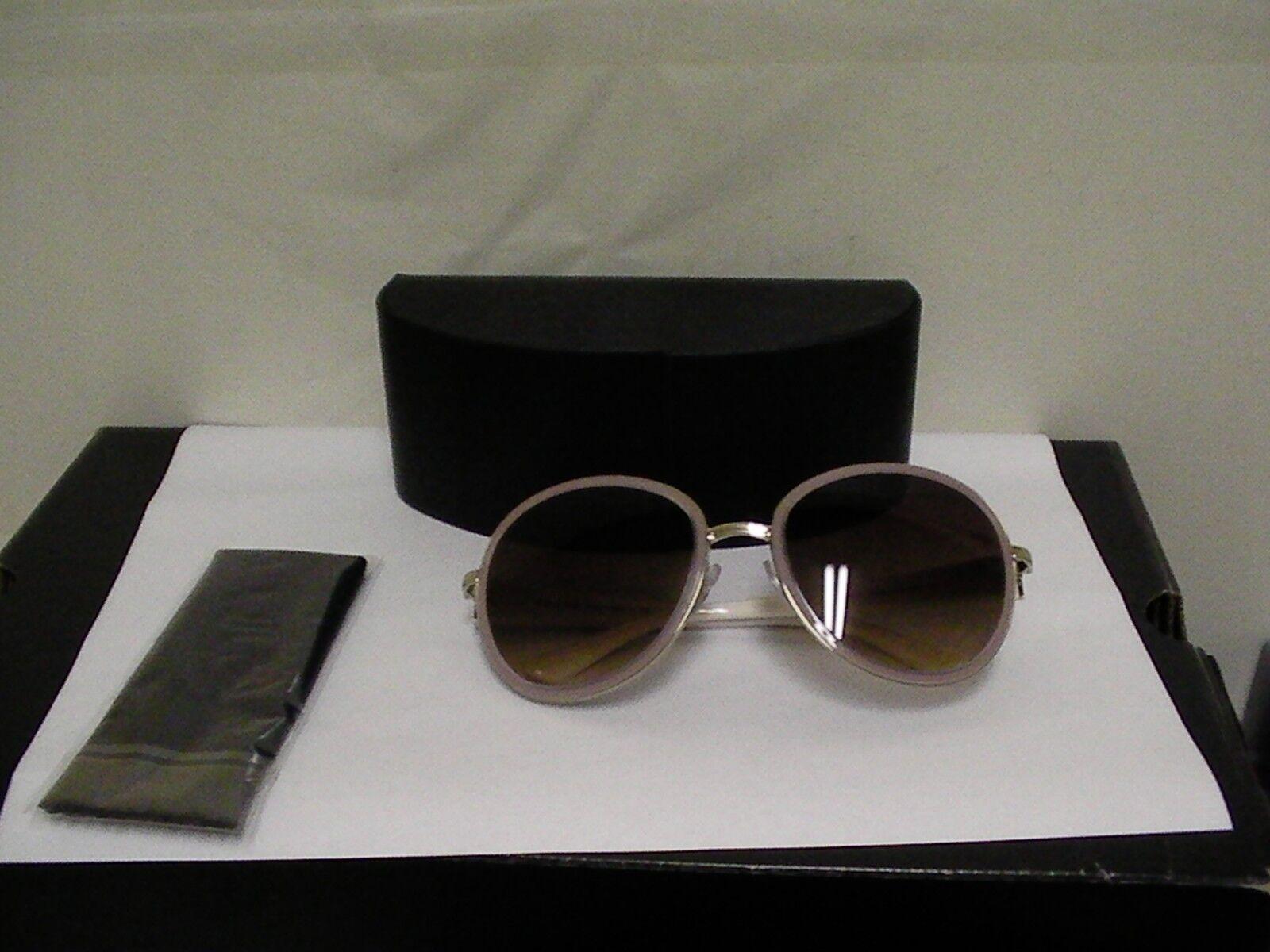 Damen Prada Neue Sonnenbrillen Spr 51n 57 20 Rosa Gestell Braune Linsen Italien  | Charakteristisch  | Neuheit  | Exzellente Verarbeitung