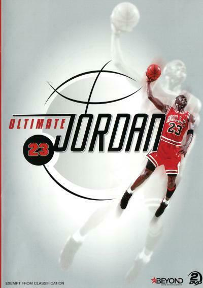 ULTIMATE JORDAN (2011) [NEW DVD]