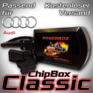 3.0 TDI 218 PS 2011-2018 Power Chip Box Diesel CR1 DE Chiptuning Audi A6 C7 4G