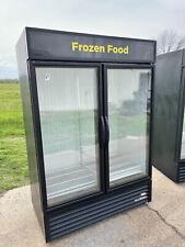2020 True Gdm 49f Ice Cream Freezer 15 Below True 2 Door Glass