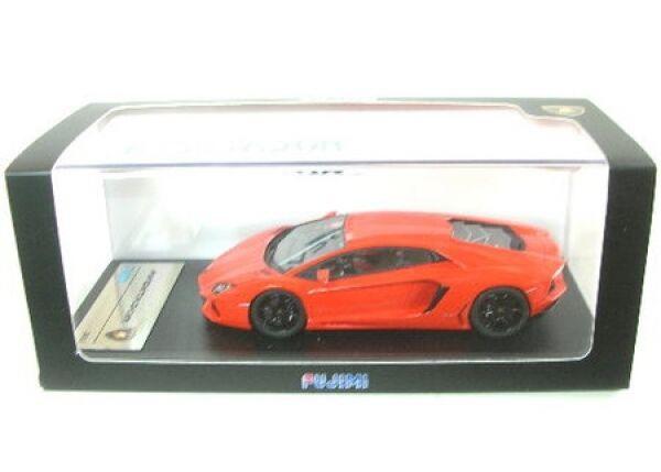 Lamborghini Aventador Arancio Argos (pearl Orange)