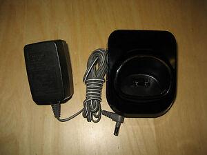 panasonic pnlc1007za cordless phone handset charger with pqlv219 ac rh ebay com
