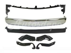 GM OEM Front Bumper-Outer Filler Right 12375171