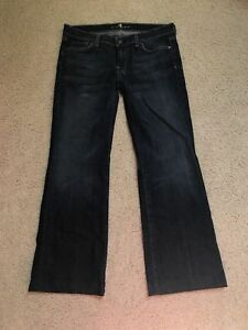 7 Jeans Taille 32 Large Leg Mankind All Nwot For PTq4waPd