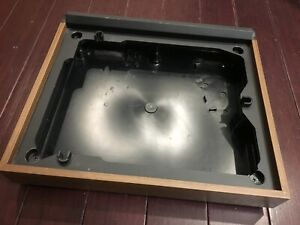 Dual-601-Turntable-Parts-Plinth