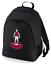Football-TEAM-KIT-COLOURS-Villa-Supporter-unisex-backpack-rucksack-bag miniatuur 2