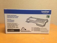 Genuine OEM Brother TN-450 TN450 High Yield Black Toner Cartridge