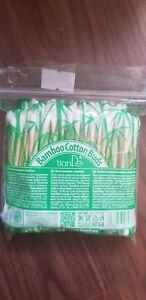 Bamboo Cotton Buds,100pcs