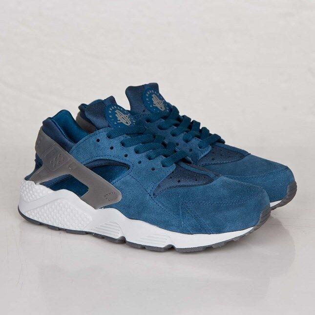 Nike air huarache 318429-403 blau macht männer - größen größen größen neuen 100% authentische 3133cf