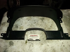 90-96 Chevy Corvette Carbon Gauge Cluster Dash Bezel Trim fits
