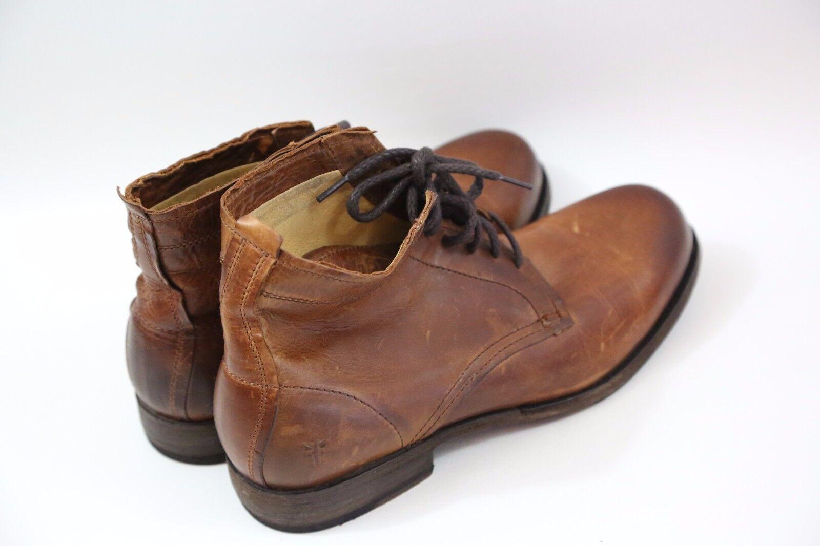 FRYE Tyler Plain Toe Toe Toe Stiefel Größe 10   retail  318 plus tax a153e1