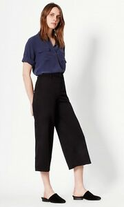 198-Slim-Signature-Equipment-100-Silk-Short-Sleeve-Shirt-Peacoat