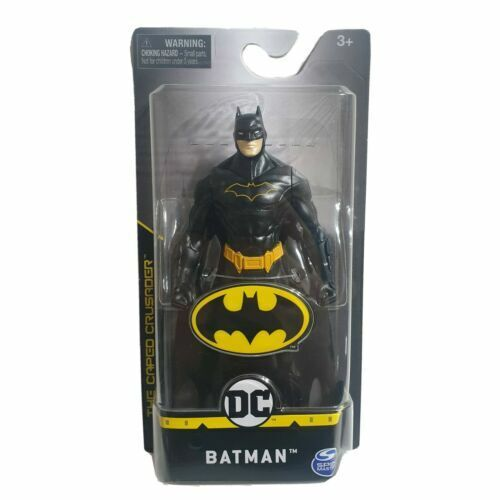 """DC The Caped Crusader 6"""" Action Figure - Batman"""