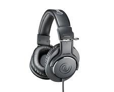 Audio-Technica ATH-M20X Professional Monitor Headphones PROAUDIOSTAR