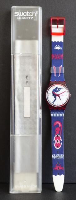 Swatch Uhr GR111 Tedophorus in OVP Box - ungetragen