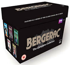 BERGERAC COMPLETE BOX SET - DVD - REGION 2 UK