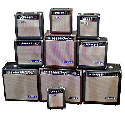 chase guitar amplifier for electric acoustic bass amp practice combo reverb fx ebay. Black Bedroom Furniture Sets. Home Design Ideas