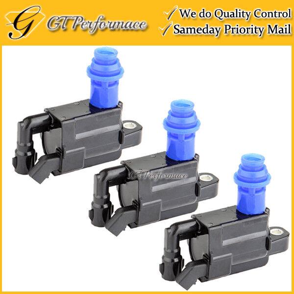 98-05 for Lexus GS300 IS300 SC300 Ignition Coil Set 3PCS 98 for Supra 3.0L