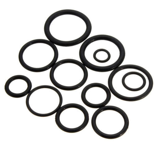 50Pcs Assorted Sizes Rubber O-Ring Set For Plumbing Tap Seal Sink Seal Thread