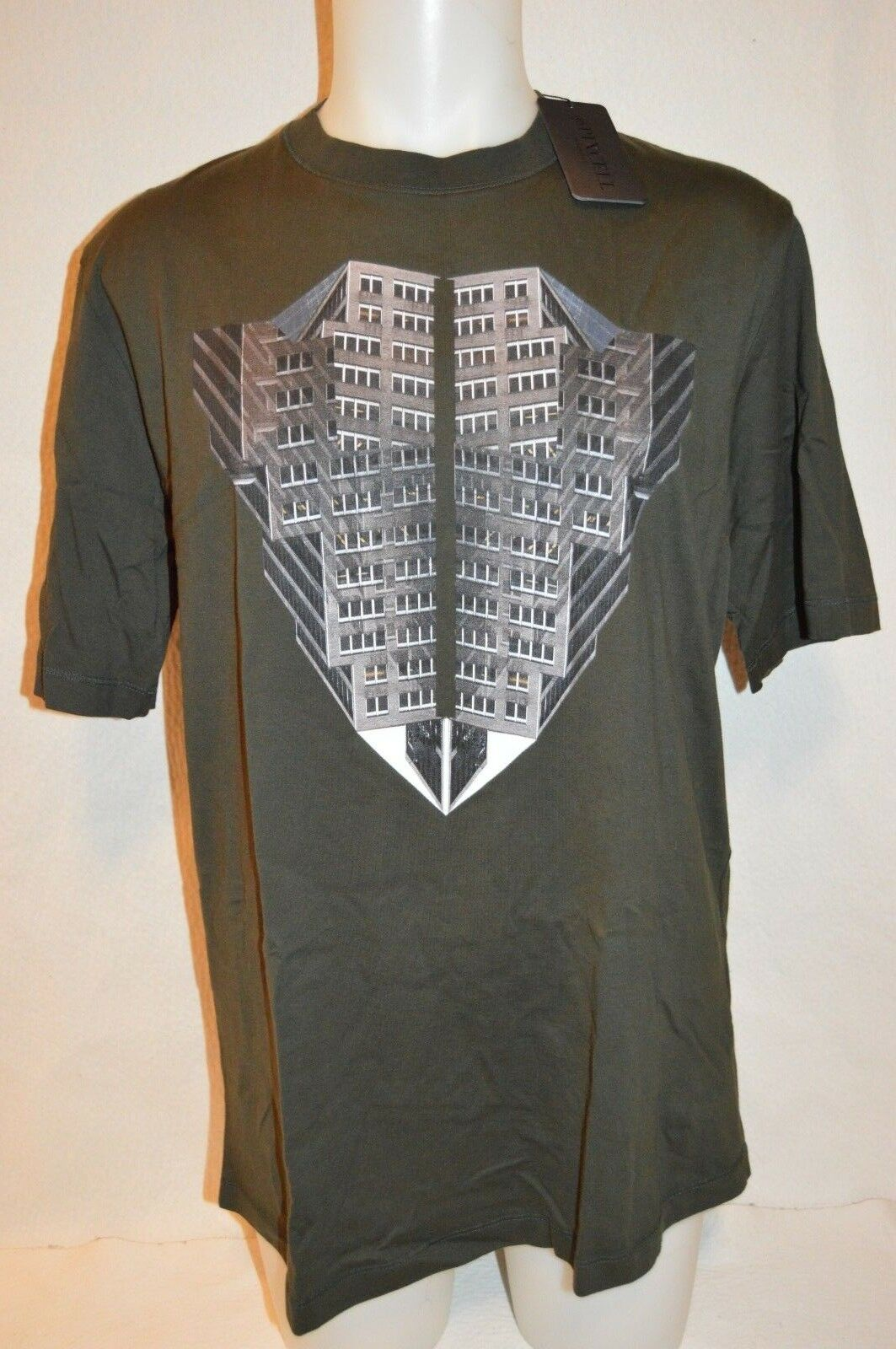 36PIXCELL Man's BUILDING PHOTOGRAPHY  T-shirt NEW Size X-Large  Retail