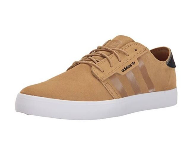 adidas Seeley Essential Tan black-orange D69358 Men s Sz 13 for sale ... 95294d23e
