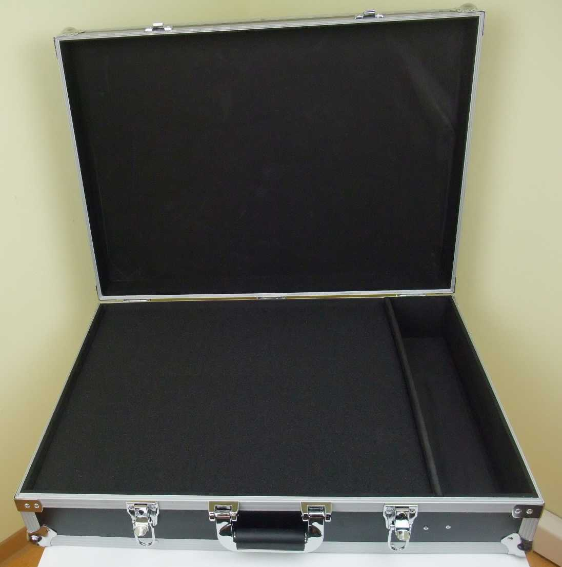 ROADINGER Koffercase FOAM K-2 71x52x18cm Transportkoffer Toolcase Flightcase