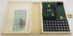 Micro-Professor MPF-1B Single Board Computer. Tested. RARE Worldwide Shipping !