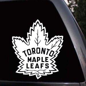 Toronto Maple Leafs Logo Car Truck Laptop Window Vinyl Decal Sticker Ebay