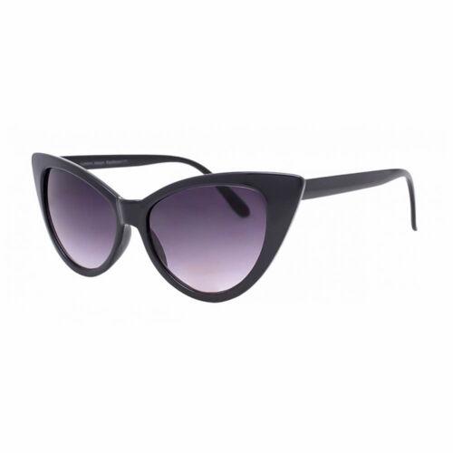 Retro Vintage Womens Cat Eye Sunglasses Nikita Style Fashion 80/'s