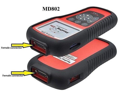 ispacegoa.com 15 Pin Male OBD2 OBDII Cable Compatible with Autel ...