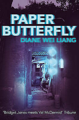 Wei Liang, Diane, Paper Butterfly, Very Good Book