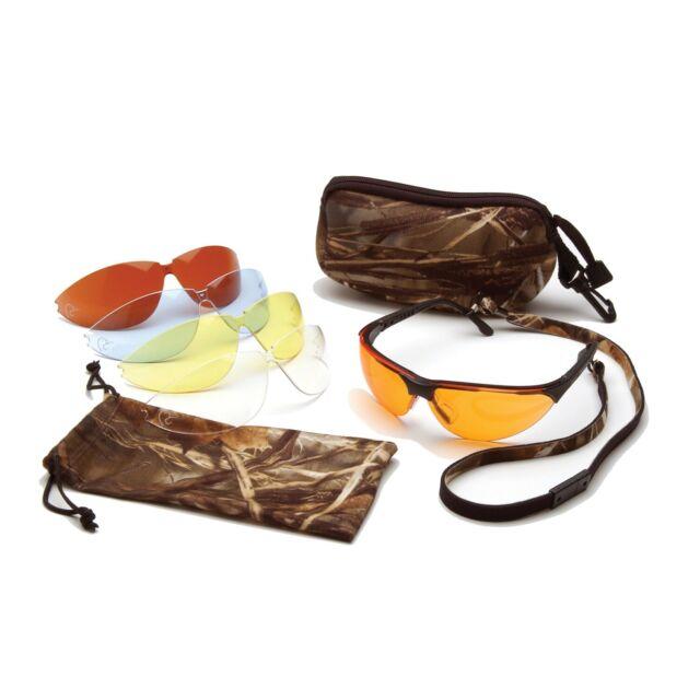 Ducks Unlimited Duclam1 Shooting Eyewear Kit 5 Interchangeable Lens For Sale Online Ebay