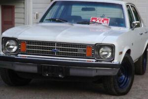 Classic 1975 Chevy Nova