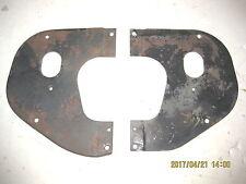1953 1954 1955 1956 Ford Trucks F100 F250 etc Brake, Clutch Pedal Plates